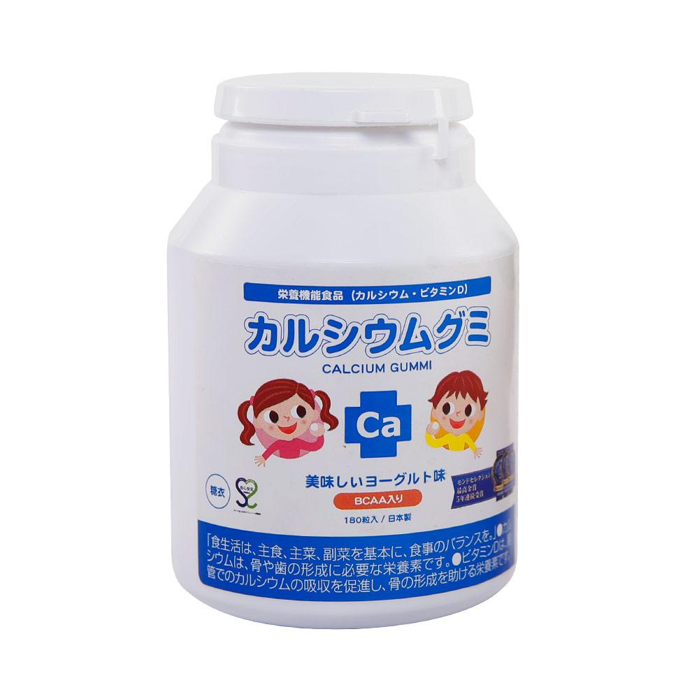 Kẹo Canxi tăng trưởng chiều cao Gumi (bán sỉ theo thùng)