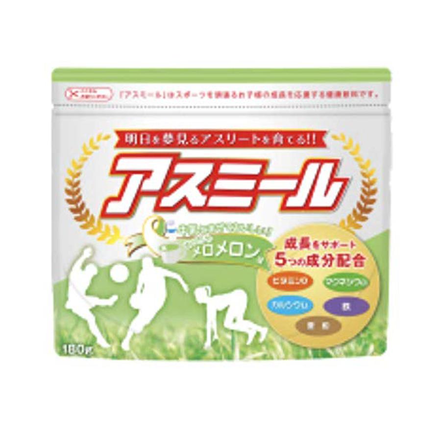 Sữa ASUMIRU ( Vị Dưa Gang)  –  Sữa tăng trưởng chiều cao Asumiru Nhật Bản 3 -16 tuổi