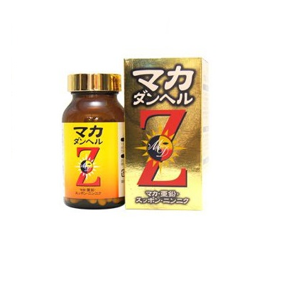 Viên tăng sinh lực Meiji Maca Z