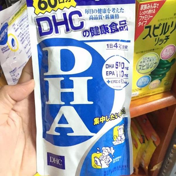Viên uống DHA của DHC