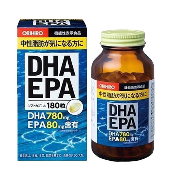 DHA EPA Orihiro Nhật Bản