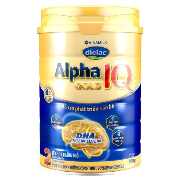 Sữa Dielac Alpha Gold số 1