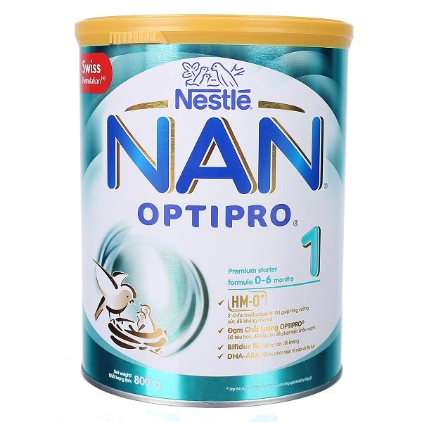 Sữa Nan số 1