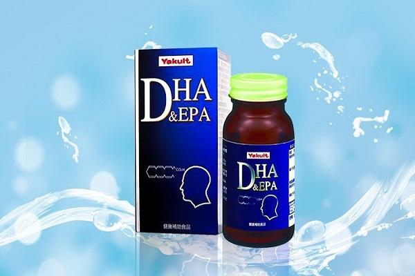 DHA & EPA Yakult