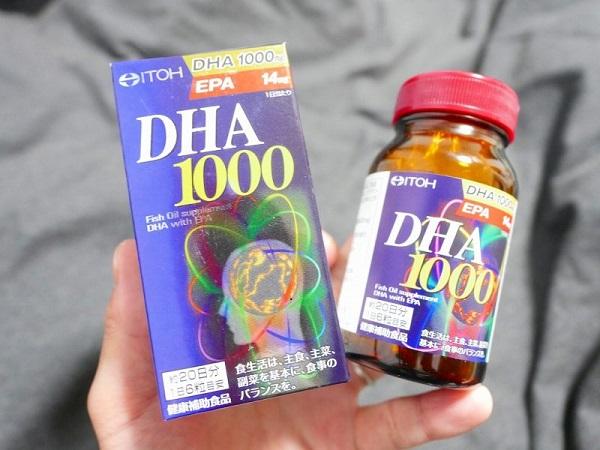 DHA 1000mg
