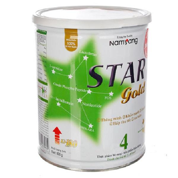 Star Gold số 4