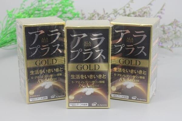 Viên uống Ala Plus Gold