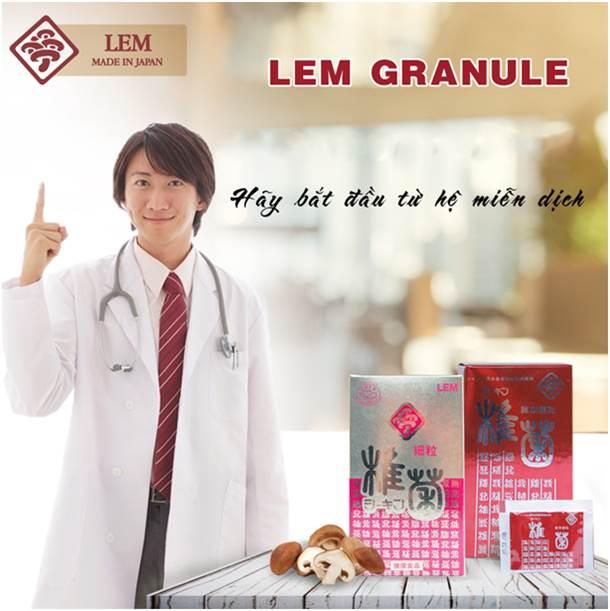LEM Nhật Bản - Giải pháp cho người ung thư gan cổ trướng, viêm gan mãn tính, xơ gan
