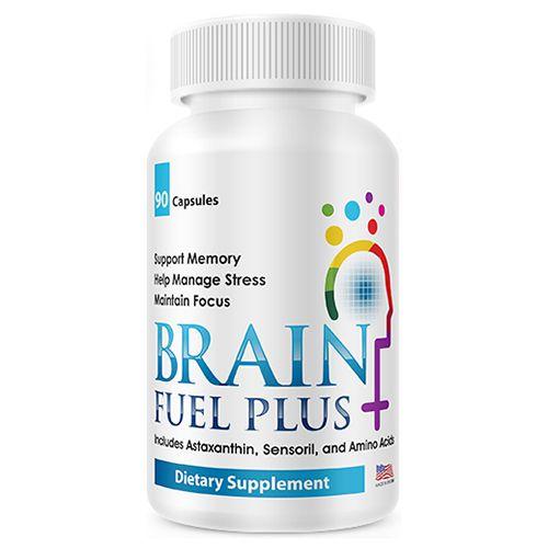 Sản phẩm bổ não Brain Fuel Plus của Hoa Kỳ