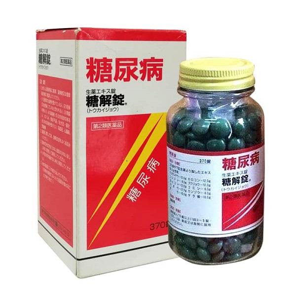 Thuốc điều trị tiểu đường Nhật Bản Tokaijyo