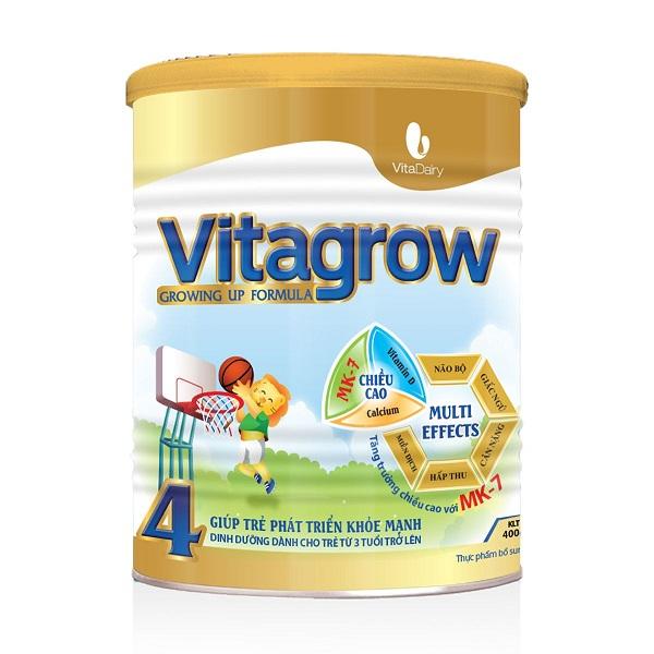 15 loại sữa tăng chiều cao và cân nặng cho trẻ phát triển toàn diện