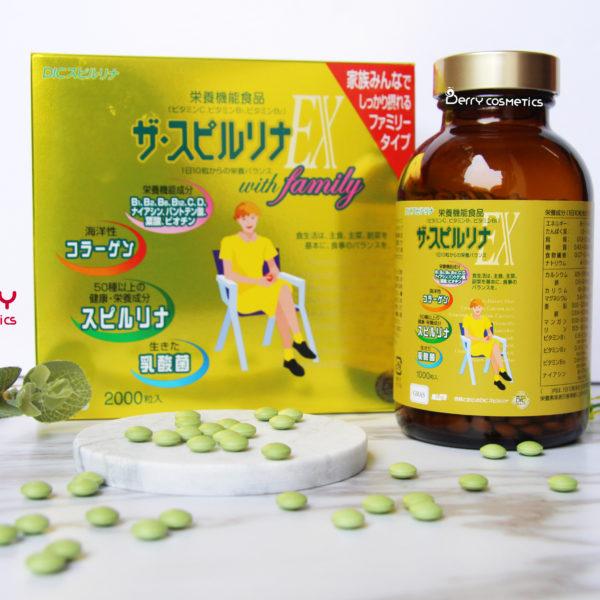 """Tác dụng của tảo vàng - """"chìa khóa"""" của sức khỏe, sắc đẹp và tuổi thọ"""