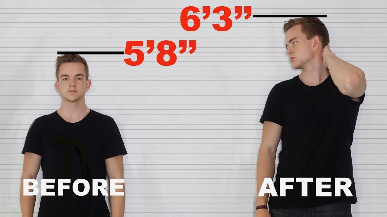 Tăng chiều cao sau tuổi dậy thì