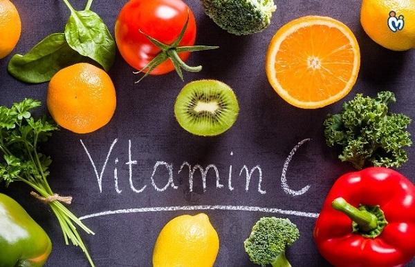 Bổ sung vitamin C