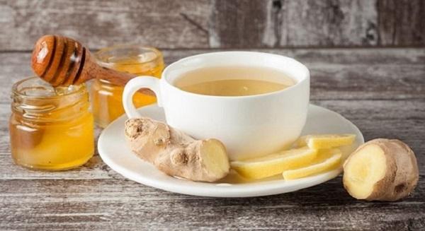Cách giải rượu bằng mật ong gừng
