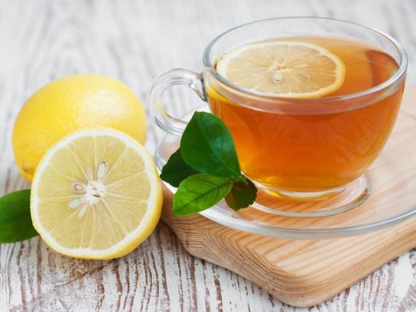 Cách giải rượu bằng mật ong nước chanh