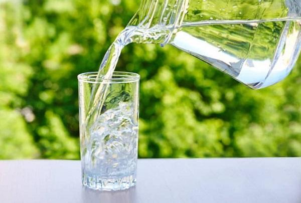 Người bị tiểu đường có thể uống nước lọc