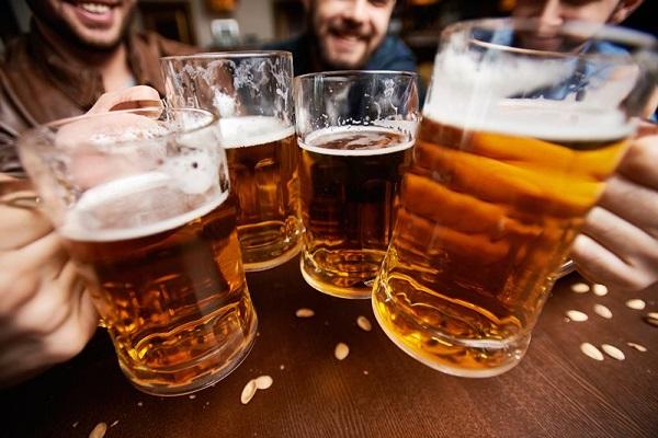 Tiểu đường và muối liên quan đến bia rượu