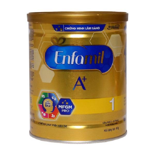 Sữa Enfamil A+