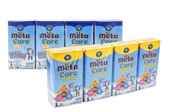 Sữa Metacare của Nutricare