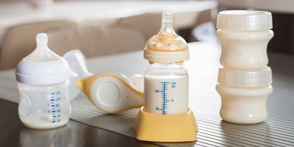 Bảo quản sữa công thức đúng cách