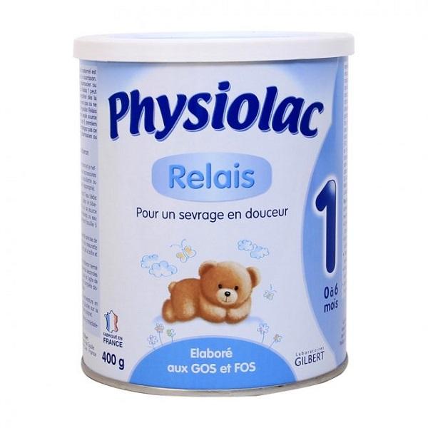 Sữa Physiolac Pháp