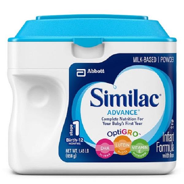 Sữa Similac Mỹ