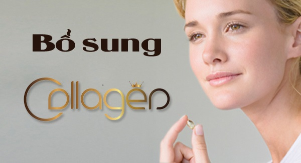 Bổ sung collagen tuổi 20