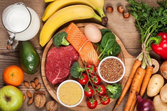Bổ sung collagen từ thực phẩm