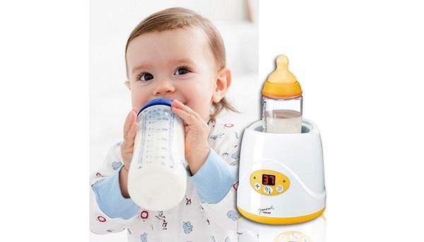 Hâm nóng sữa mẹ đúng cách