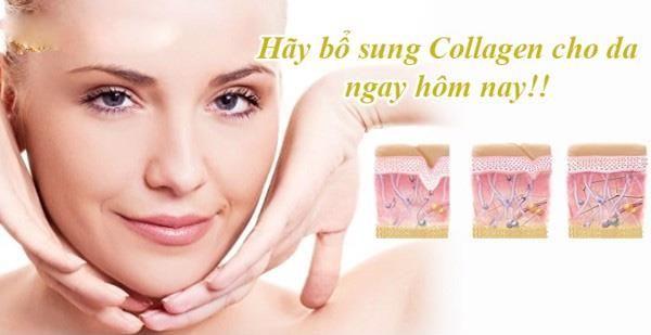 40 tuổi bạn nhất định phải bổ sung collagen