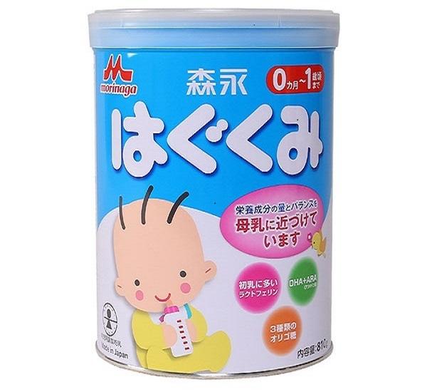 Top 6 loại sữa Nhật cho bé 1 tuổi được mẹ bỉm sữa ưa chuộng