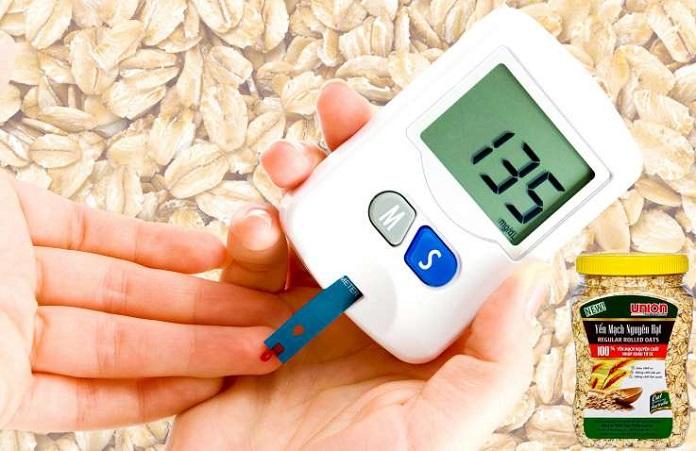 Tác dụng của yến mạch với người mắc tiểu đường
