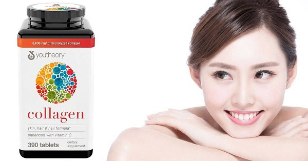 Collagen Youtheory của Mỹ