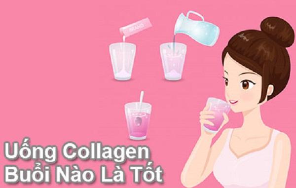 Thời gian bổ sung collagen