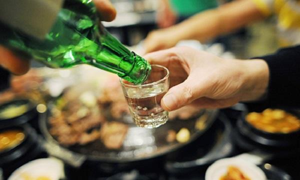 Cách giải rượu
