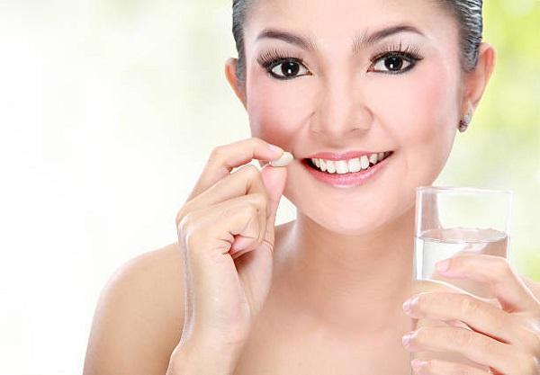 Một điều cần nhớ kỹ là phải uống thêm nhiều nước khi uống tảo vàng Nhật
