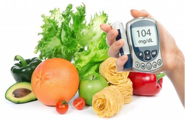 Chế độ ăn uống khi có dấu hiệu tiểu đường
