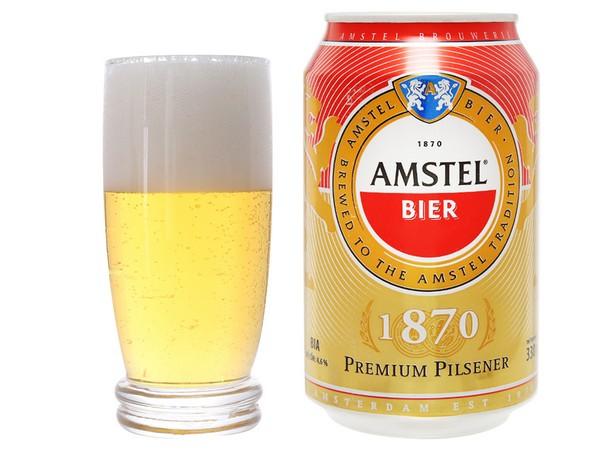 Bia Amstel