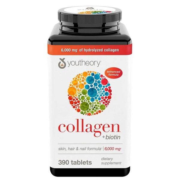 Viên uống Collagen Youtheory 390 viên Mỹ