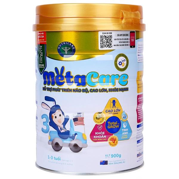Sữa Meta Care số 3