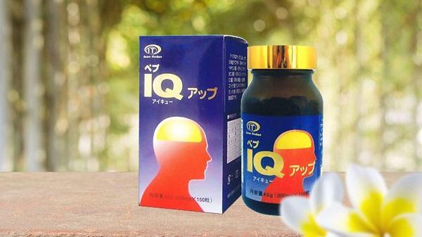 Thuốc bổ não PEP IQ UP cùa Nhật được đánh giá cao về chất lượng