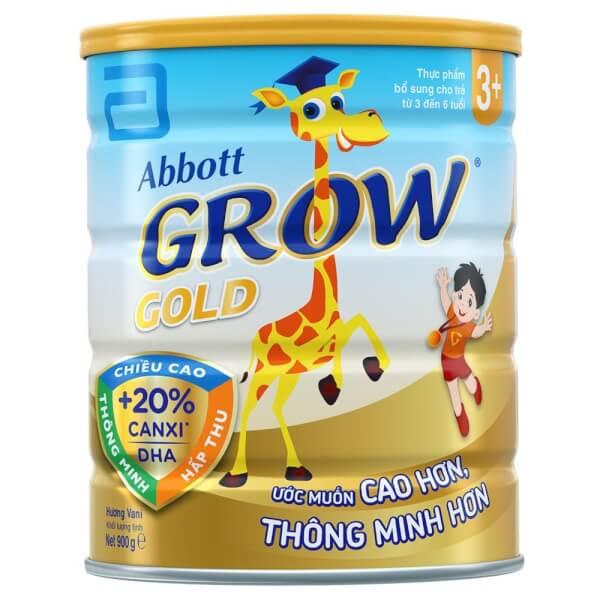 Sữa Abbott Grow Gold 3+