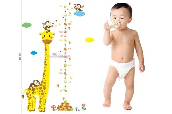 Lượng canxi cần thiết cho trẻ 2 tuổi