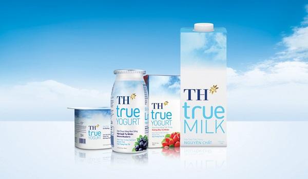 Sữa tươi TH True Milk