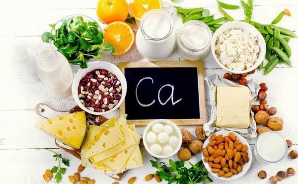 Thực phẩm bổ sung canxi cho trẻ 5 tuổi
