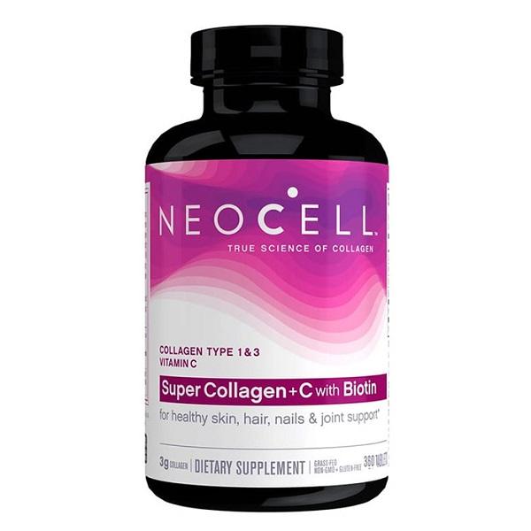 Viên uống đẹp da Collagen +C