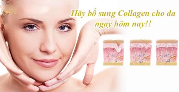 Khi nào cần bổ sung collagen?