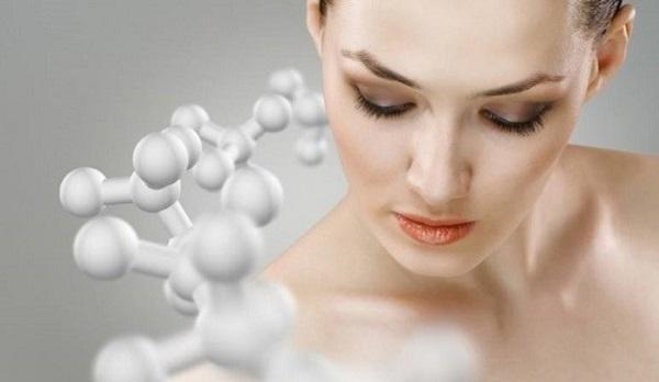 Hàm lượng collagen mất đi theo từng độ tuổi