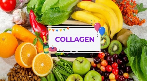 Tăng cường collagen bằng thực phẩm